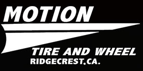 Welcome to Motion Tire and Wheel Online
